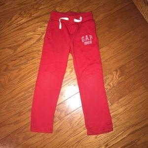 Gap boy's sweatpants size S
